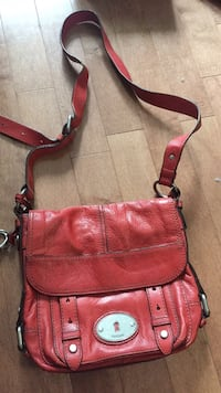 Fossil leather range crossbody  Toronto, M2N