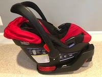 Britax B Safe 35 infant car seat & base Chevy Chase, 20815