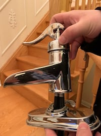 Stainless Steel Faucet Markham, L3R