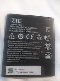 zte phone battery cell phone