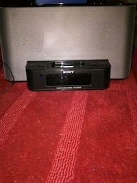 black and gray JVC stereo component Edmonton, T5Y 3H7
