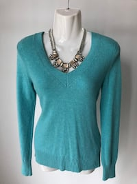 Blue Banana Republic sweater