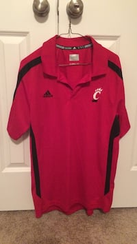 Cincinnati adidas shirt. Medium