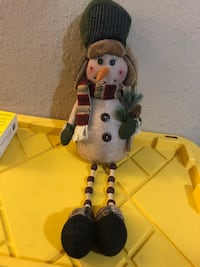 BRAND NEW HOLIDAY SNOWMAN 2339 mi