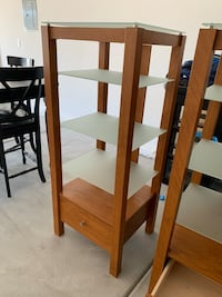 Entertainment center shelves price is for both North Las Vegas, 89030