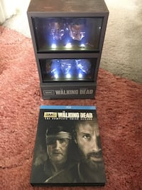 The Walking Dead Season 3 Collectors Edition Blu-Ray Mississauga