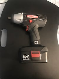 Craftsman 1/2 in impact gun Germantown, 20874