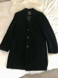 MEN REAL WOOL & CASHMERE JACKET - MANTEAU HOMME SIZE 36 Laval, H7P 1Z7
