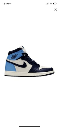 "Air Jordan 1 Retro High ""Obsidian"""