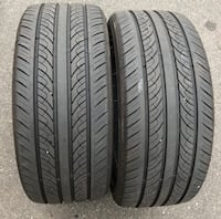 245/40/19 TIRES (only 2) Wallingford, 06492