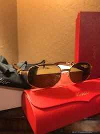 Cartier Glasses 2410 mi
