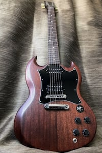 AS NEW Gibson SG Special Worn Brown w/ Case  Toronto, M6K 3G2