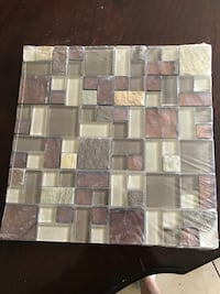 Glass mosaic1 piece for small job . Aurora, 80017