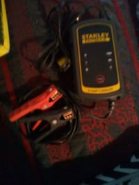 Stanley 8 amp charger OBO Wilmington