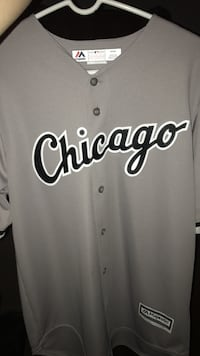 gray Chicago jersey top Plano, 60545