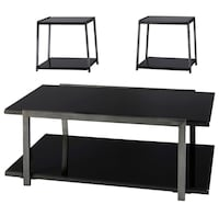 Coffee table with 2 end tables  Corona, 92881