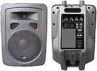 2 USED Pyle Pro PPHP1098A Speaker $225 each New York, 10031