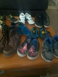 toddler's assorted pairs of shoes Phoenix, 85027