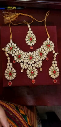 Bridal jewelry set Toronto, M9V 4P3
