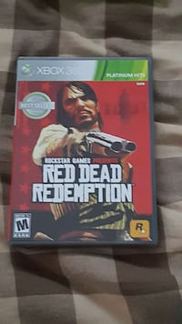 Red Dead Redemption Xbox 360 Works With Xbox 1