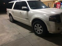 2007 Ford Expedition Limited EL