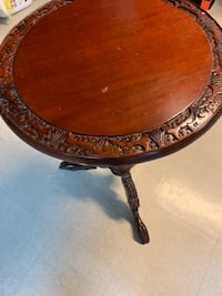 Solid Wood small table - perfect side table  Toronto, M9P 1A9