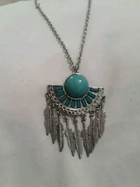 Native American inspired necklace  Rosamond, 93560