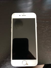 White iphone 6 16g with case and original charger  Edmonton, T5Y