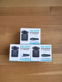 selling brand new front dash cams HD portable DVR with 2'5 screen Mississauga, L5C