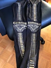 Black studded leggings Ottawa, K1B 3C3