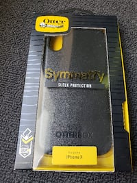 Brand New Never Used Iphone X Otterbox Symmetry sleek protection case Surrey