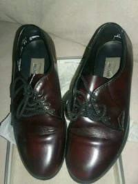 Boys - Burgundy Leather dress shoes, Size 13 1/2 Middletown, 19709