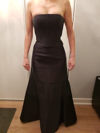 Stunning BCBG Corset dress