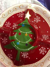 Christmas Serving Dish San Diego, 92117
