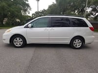 2008 TOYOTA SIENNA XLE LEATHER RIMS Kissimmee
