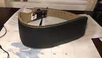 black and brown leather belt Springfield, 22150