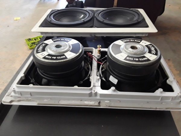 In Wall Subwoofer system 7286e9af-47e8-45ab-8cea-fd94290333bc