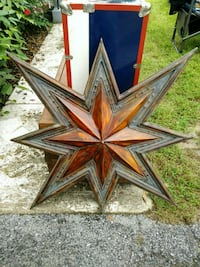 brown and red star decor Charles Town, 25414