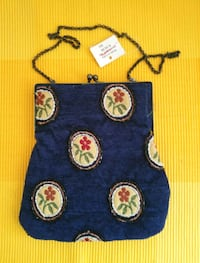 Small Cloth & Bead Purse Springdale, 72762