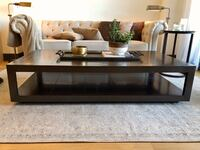 La Salle Metal-Wrapped Coffee Table | Restoration Hardware New York, 11206