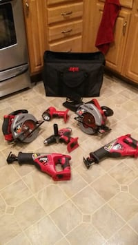 * Skil 18 volt power tools *