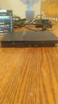 PS2 and several games