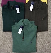 assorted-color polo shirts Mc Lean, 22102