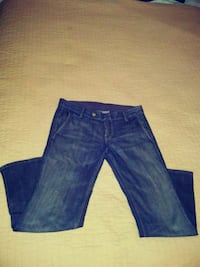 7 for all mankind cropped jean