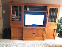 Entertainment Center/TV stand Fairfax