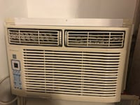 White window-type air conditioner Clifton, 07011