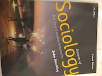 Elements of Sociology 4th Ed. Vaughan, L6A 2K6