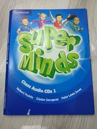 Super Minds Class Audio CD 1