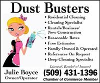 House cleaning Moses Lake