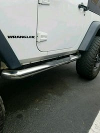 2 door jeep rugged ridge side step  Charlotte, 28213